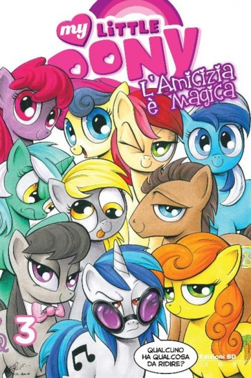 MY LITTLE PONY: L'AMICIZIA E' MAGICA 3