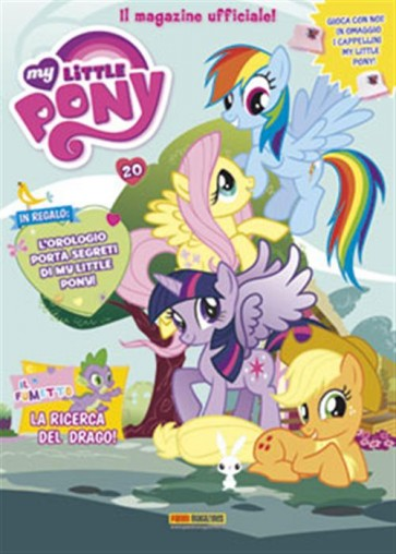 MY LITTLE PONY MAGAZINE 20