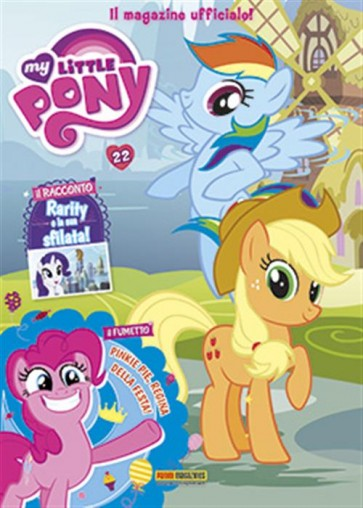MY LITTLE PONY MAGAZINE 22