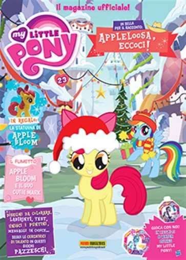 MY LITTLE PONY MAGAZINE 23