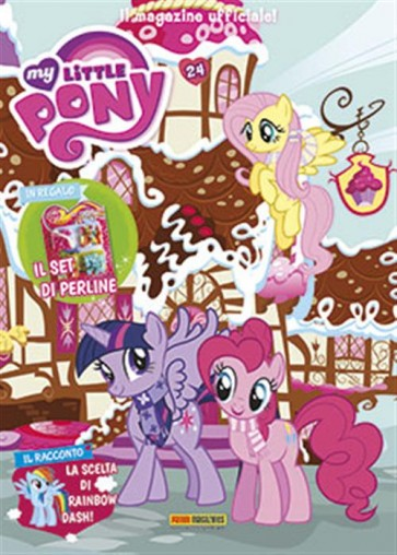 MY LITTLE PONY MAGAZINE 24