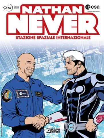 NATHAN NEVER - STAZIONE SPAZIALE INTERNAZIONALE - VARIANT COVER