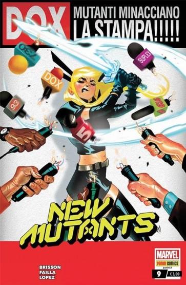 NEW MUTANTS 9