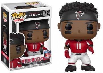 NFL - POP FUNKO VINYL FIGURE 72 JULIO JONES - ATLANTA FALCONS 9CM