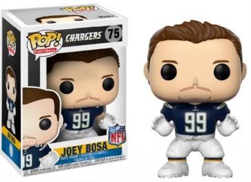NFL - POP FUNKO VINYL FIGURE 75 JOEY BOSA - CHARGERS 9CM