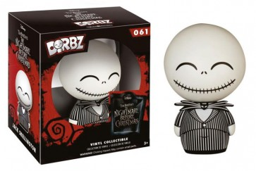 NIGHTMARE BEFORE CHRISMAS DORBZ - 061 JACK SKELLINGTON 8 CM