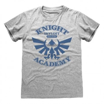 NINTENDO: THE LEGEND OF ZELDA - T-SHIRT - KNIGHT ACADEMY XL