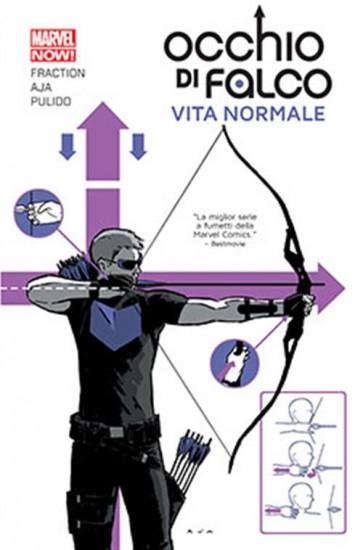 OCCHIO DI FALCO VOLUME 1 - VITA NORMALE