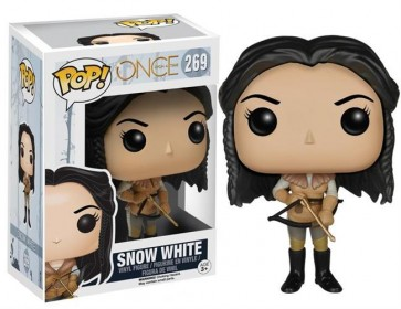 ONCE UPON A TIME - POP FUNKO VINYL FIGURE - 269 SNOW WHITE 9CM
