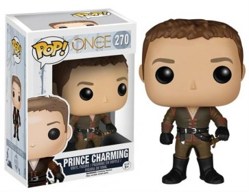 ONCE UPON A TIME - POP FUNKO VINYL FIGURE - 270 PRINCE CHARMING 9CM