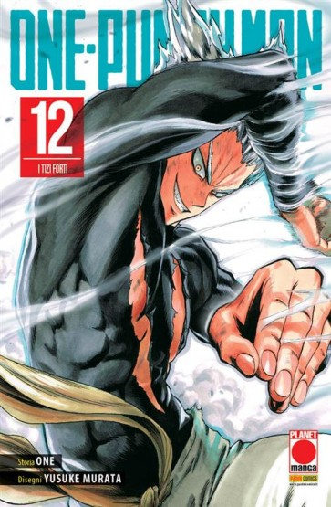 ONE-PUNCH MAN 12 - PRIMA RISTAMPA