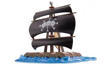 ONE PIECE - GRAND SHIP COLLECTION 11 PICCOLA - MARSHALL D TEACH SHIP - BANDAI MODEL KIT