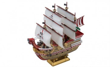 ONE PIECE - RED FORCE SHIP - BANDAI MODEL KIT