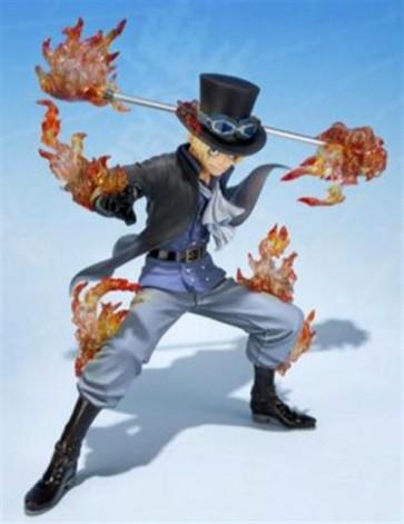 ONE PIECE - ZERO FIGUARTS - SABO 5TH ANNIVERSARY EDITION