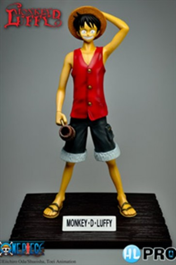 ONE PIECE MONKEY D. LUFFY STATUA 30 CM HIGH DREAM (ED. LIMITATA 3000PZ)
