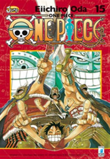 ONE PIECE NEW EDITION 15