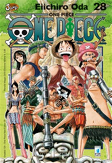 ONE PIECE NEW EDITION 28