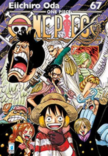 ONE PIECE NEW EDITION 67