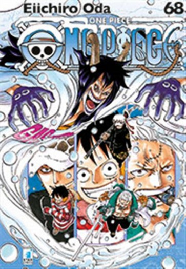 ONE PIECE NEW EDITION 68