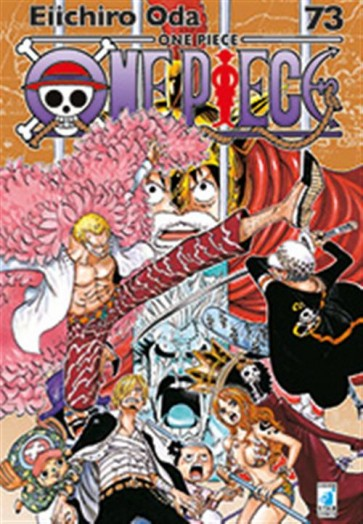 ONE PIECE NEW EDITION 73