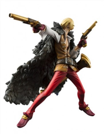 ONE PIECE P.O.P. SANJI Z EDITION -  STATUA MEGAHOUSE
