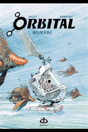 ORBITAL 2 - NOMADI