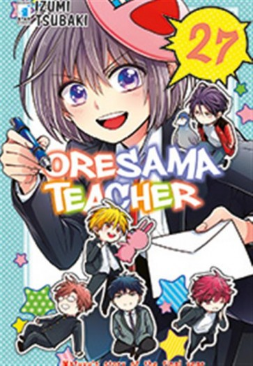 ORESAMA TEACHER 27