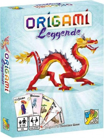 ORIGAMI - LEGGENDE