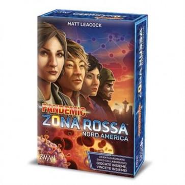 PANDEMIC ZONA ROSSA - NORD AMERICA