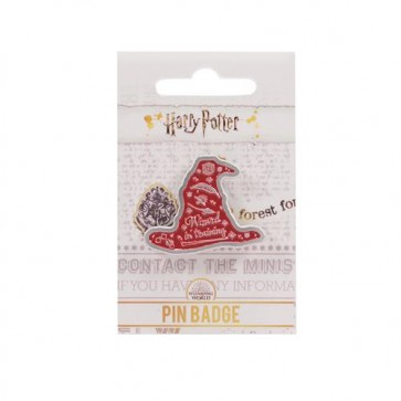 PBADHP67 - HARRY POTTER - PIN BADGE - HARRY POTTER WIZARD IN TRAINING