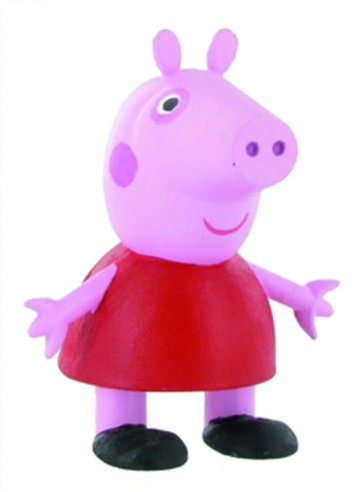 PEPPA PIG MINI FIGURE - PEPPA PIG - 6 CM