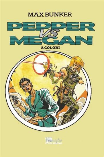 PEPPER VS MEGAN