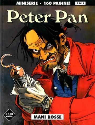 PETER PAN 2 - LE MANI ROSSE