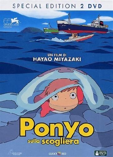 PONYO SULLA SCOGLIERA (SE) (2 DVD)