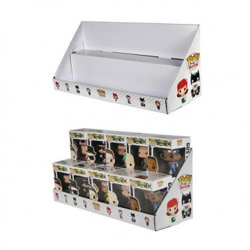 POP FUNKO - ESPOSITORE PER 10 POP FUNKO