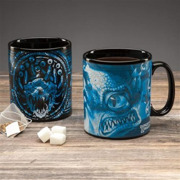 PP6637DD - DUNGEONS AND DRAGONS - HEAT CHANGE MUG XL