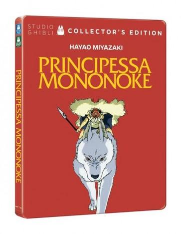 PRINCIPESSA MONONOKE (DVD + BLU-RAY) (Ltd CE Steelbook)