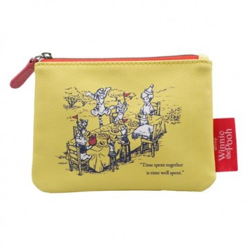 PURSWP02 - DISNEY CLASSIC - COIN PURSE - WINNIE THE POOH (BUSY DOING NOTHING)