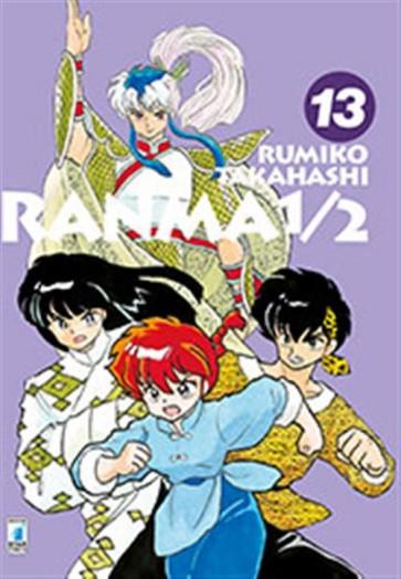 RANMA 1/2 NEW EDITION 13