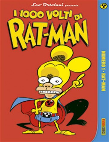RAT-MAN: I MILLE VOLTI DI RAT-MAN 1 - STATUETTA ALLEGATA