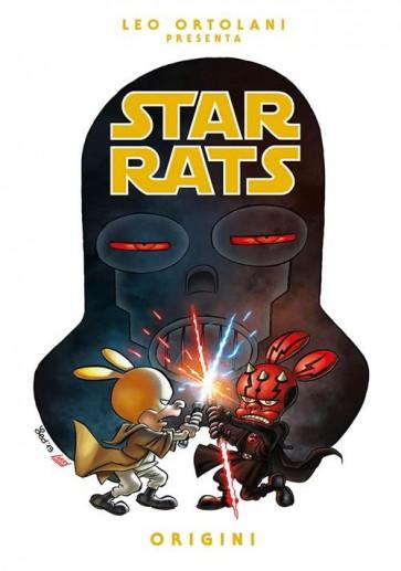 RAT-MAN: STAR RATS - ORIGINI