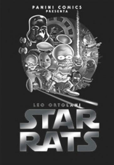 RAT-MAN: STAR RATS A COLORI DELUXE