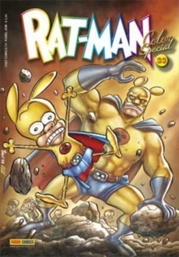 RAT-MAN COLOR SPECIAL 33