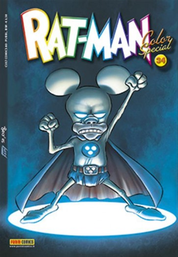 RAT-MAN COLOR SPECIAL 34