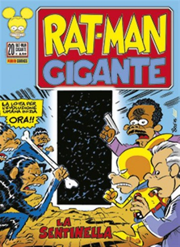 RAT-MAN GIGANTE 20