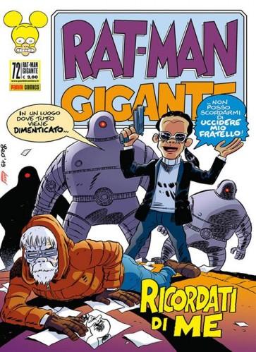 RAT-MAN GIGANTE 72