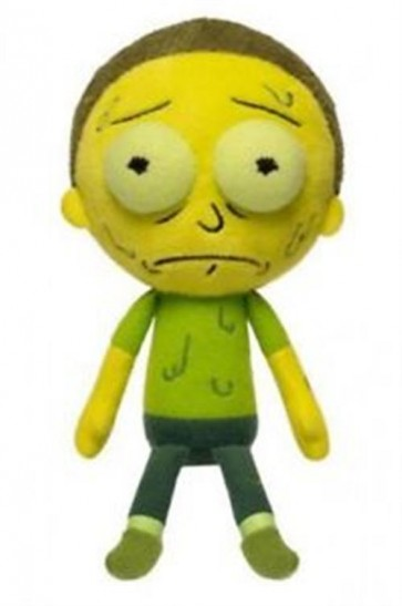 RICK AND MORTY - FUNKO GALACTIC PLUSH - TOXIC MORTY 20 CM