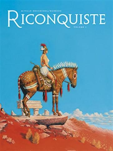RICONQUISTE 1 - 100% PANINI COMICS