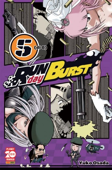 RUN DAY BURST 5