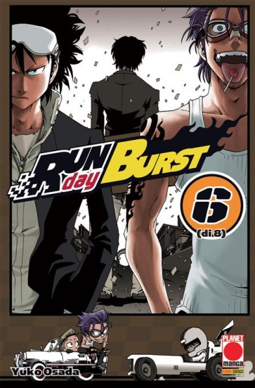 RUN DAY BURST 6